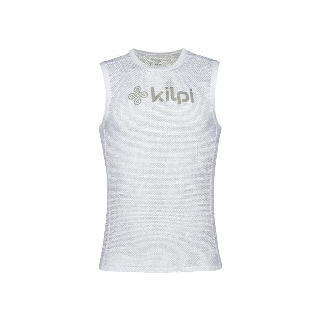 Unisex funkční top KILPI Netty-u bílá
