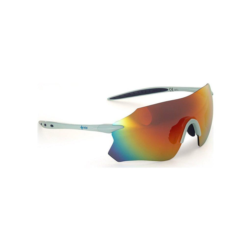 Sportovní sluneční brýle KILPI Rezza-u světle modrá