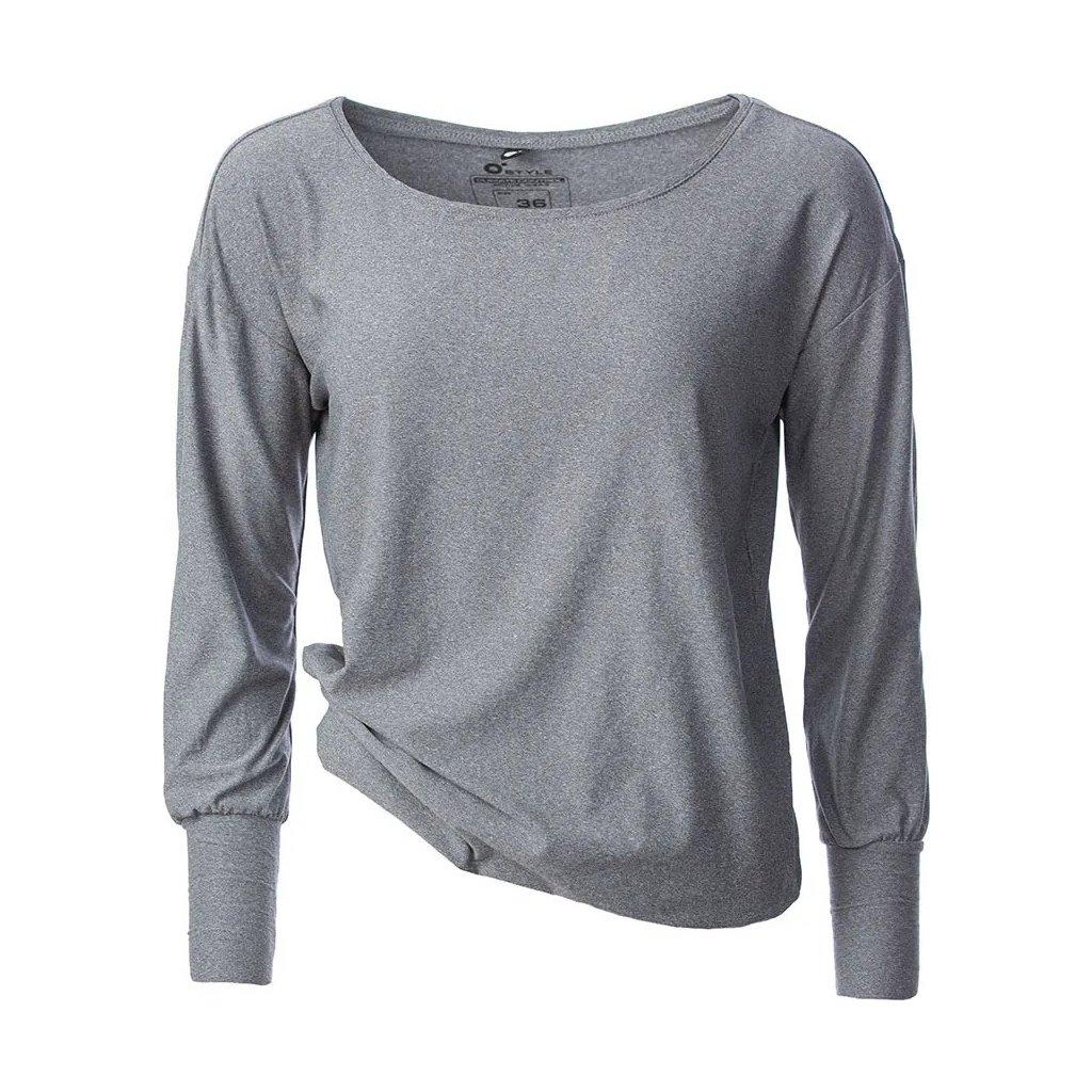Dámské funkční triko O'STYLE Bria II šedé
