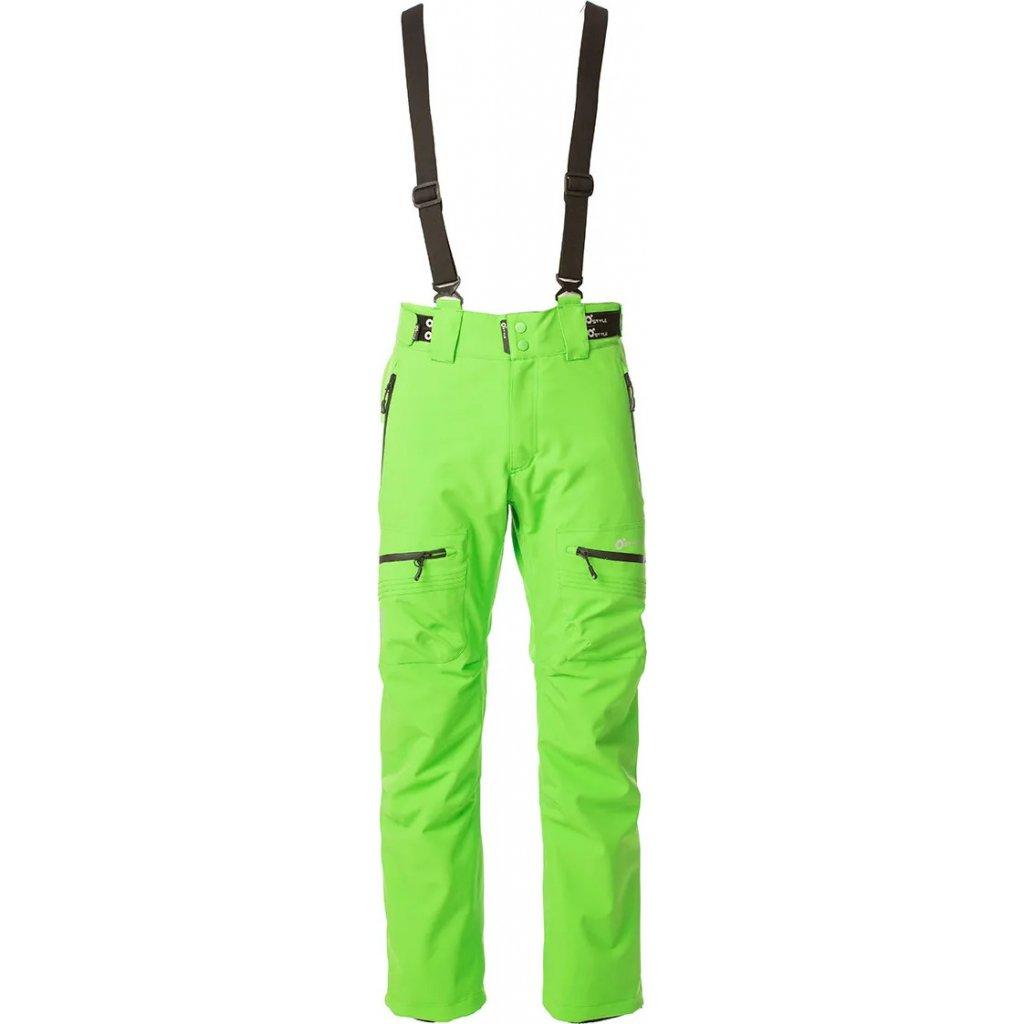Lyžařské kalhoty O'STYLE Val III zelené