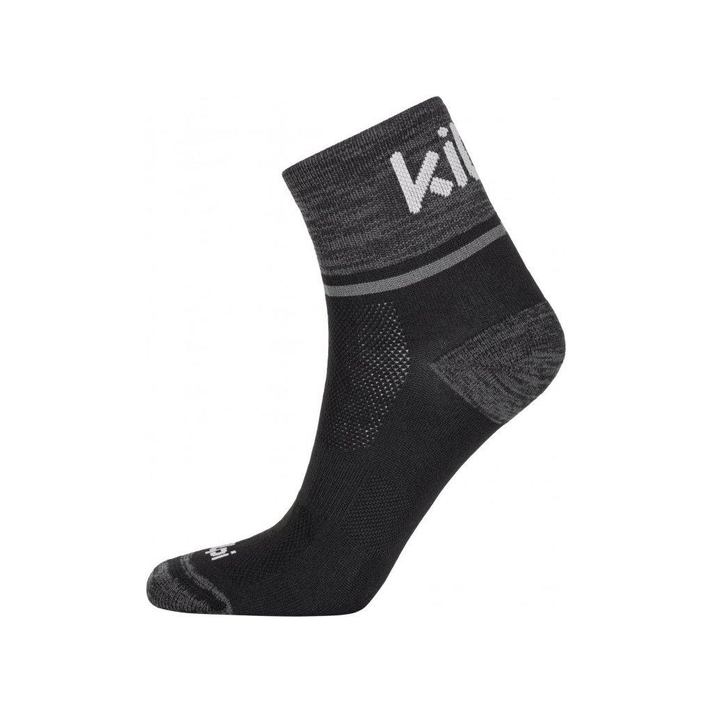 Sportovní ponožky KILPI Refty-u černá