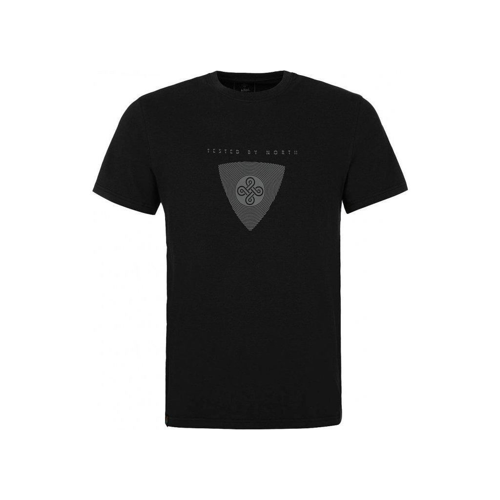 Pánské triko KILPI Ford-m černá