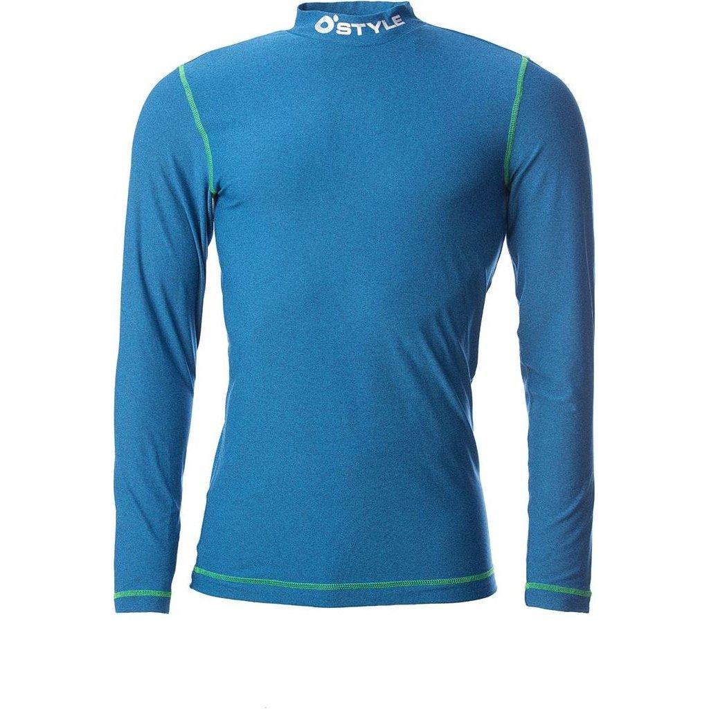 Juniorské funkční triko O'STYLE Alberto II modré