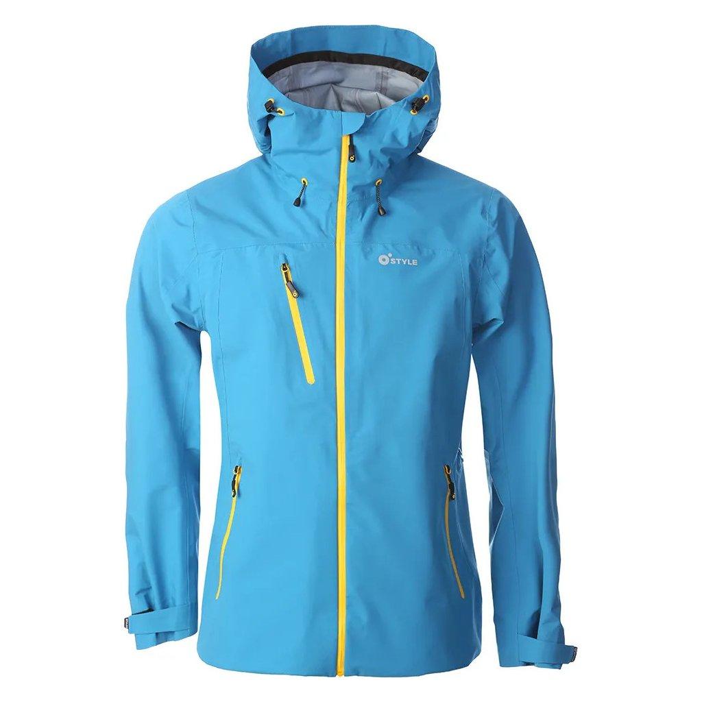 Pánská funkční bunda O'STYLE Mistral modrá