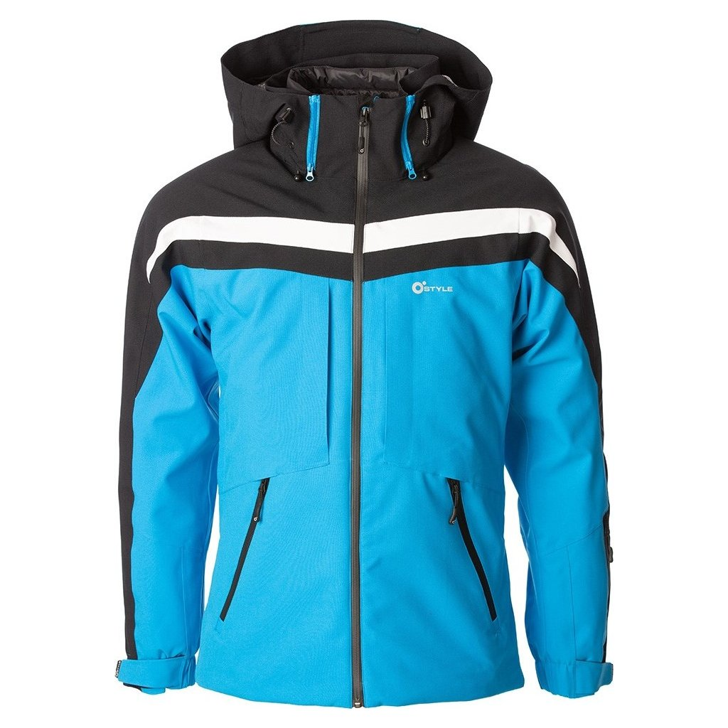 Lyžařská bunda O'STYLE Cosmo II modročerná