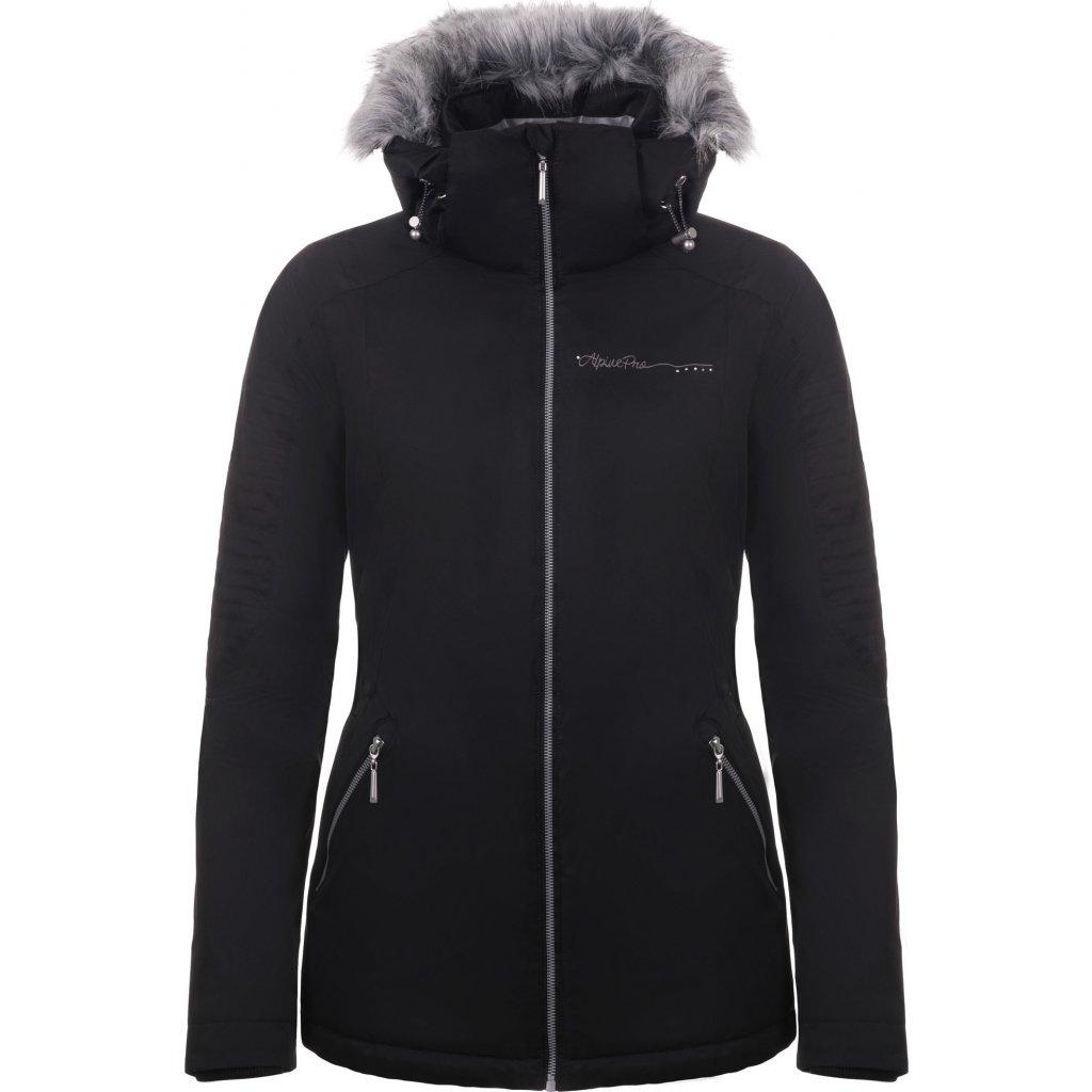 Dámská lyžařská bunda ALPINE PRO Memka 3 černá