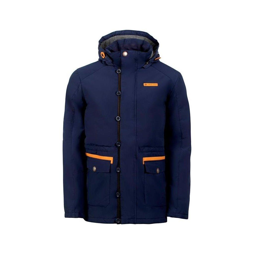 Pánská podzimní bunda ALPINE PRO Dardano 5 modrá