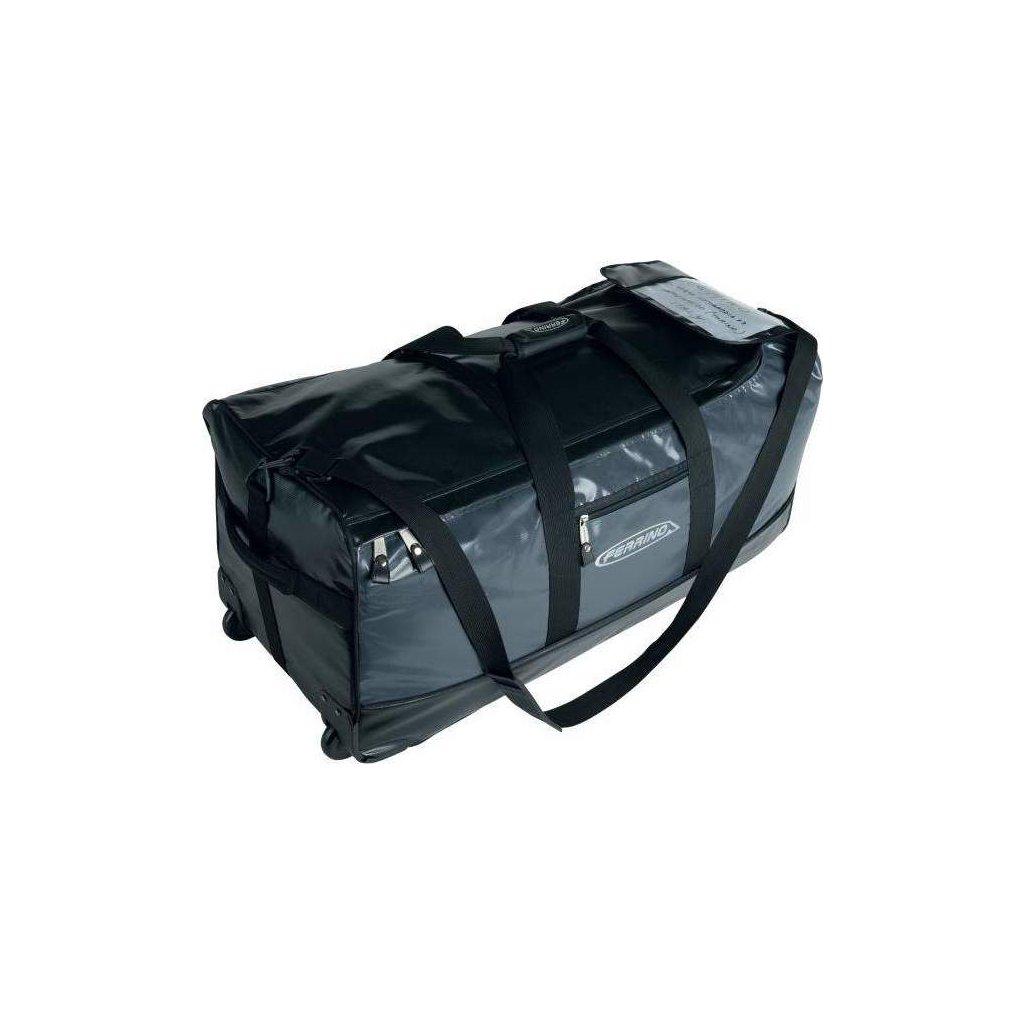 Cestovní taška FERRINO Cargo Bag šedá