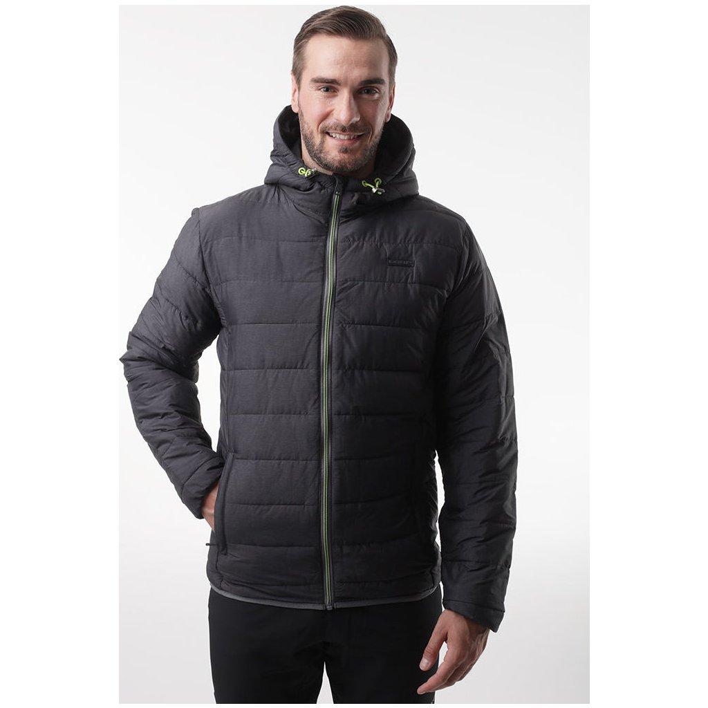 Pánská zimní bunda LOAP Jeremy šedá
