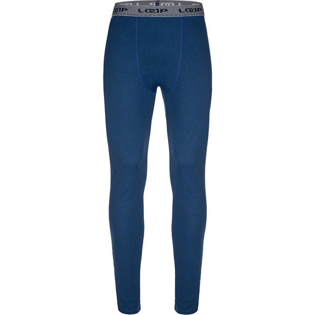 Pánské termo spodky LOAP Pelit modrá