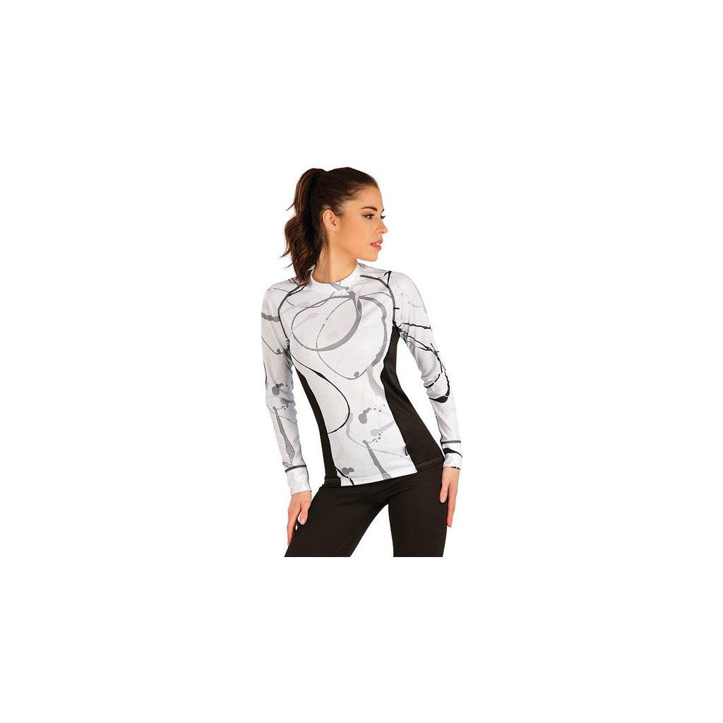 Dámské termo tričko LITEX bílá
