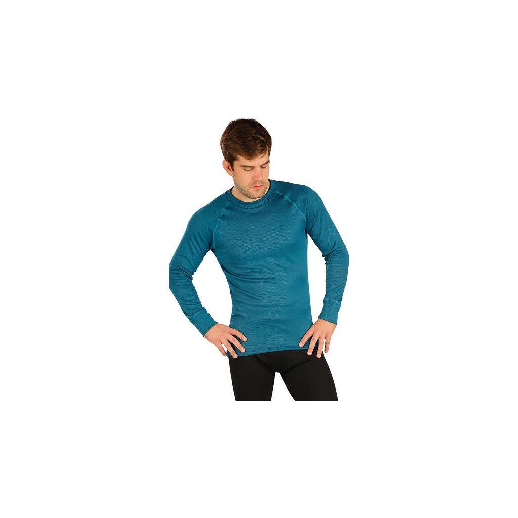 Pánské termo triko LITEX modrá