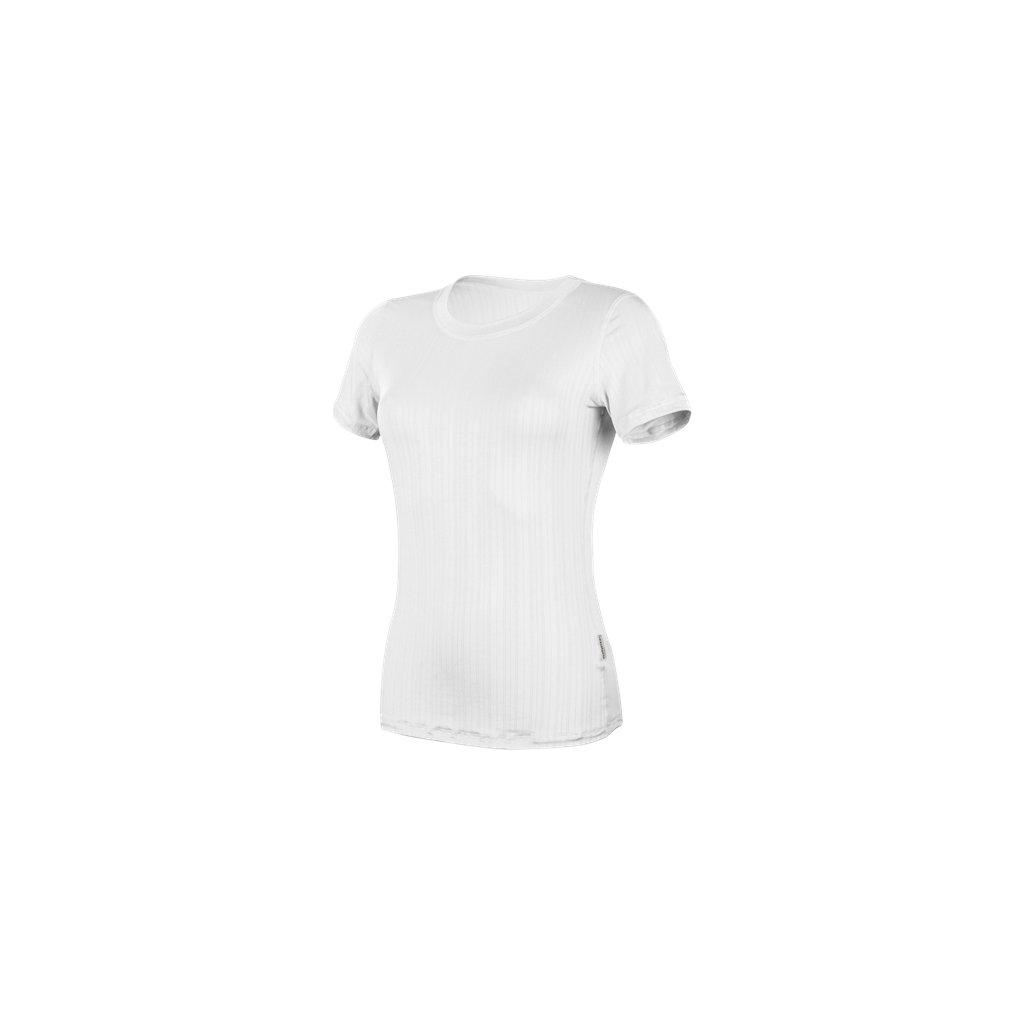 Dámské funkční triko KLIMATEX Ambra bílá