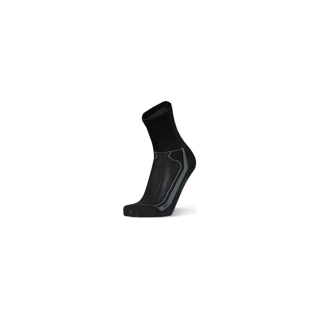 Funkční ponožky KLIMATEX Lite Ula černá