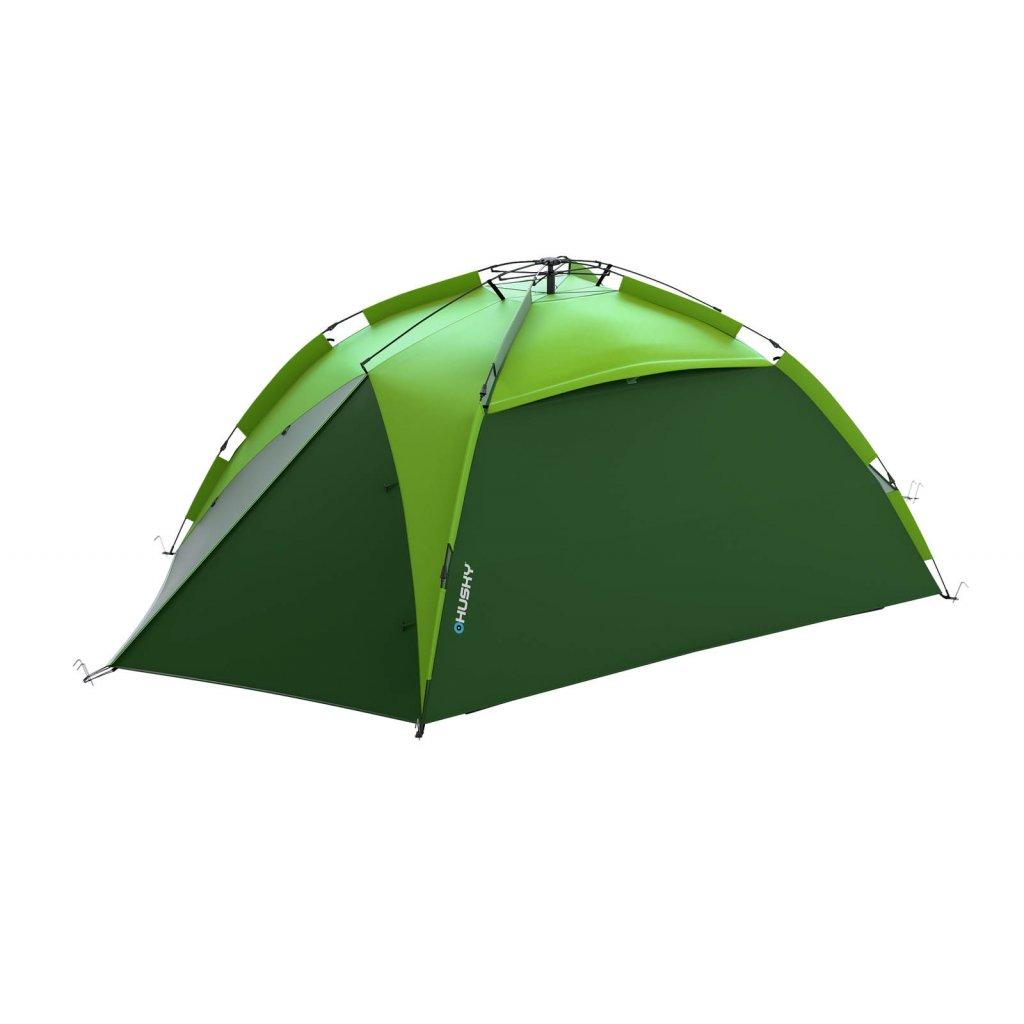 Stan HUSKY Outdoor Compact Beasy 4 Blackroom zelená