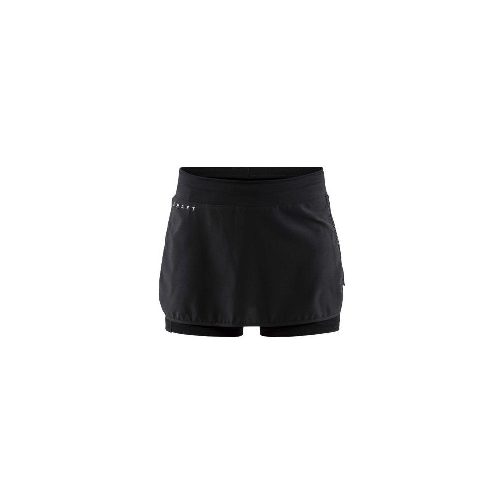 Dámská běžecká sukně CRAFT Charge černá