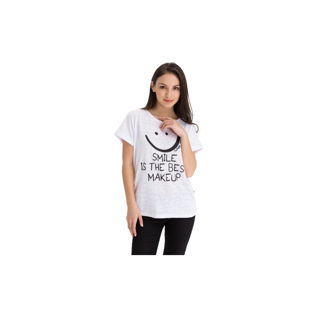 Dámské triko SAM 73 Olivia bílé