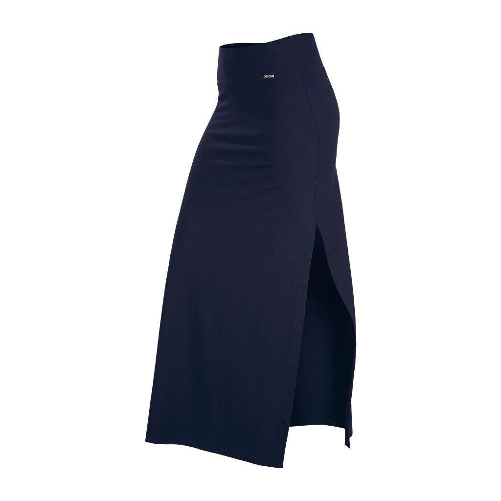 Dámská sukně LITEX dlouhá modrá