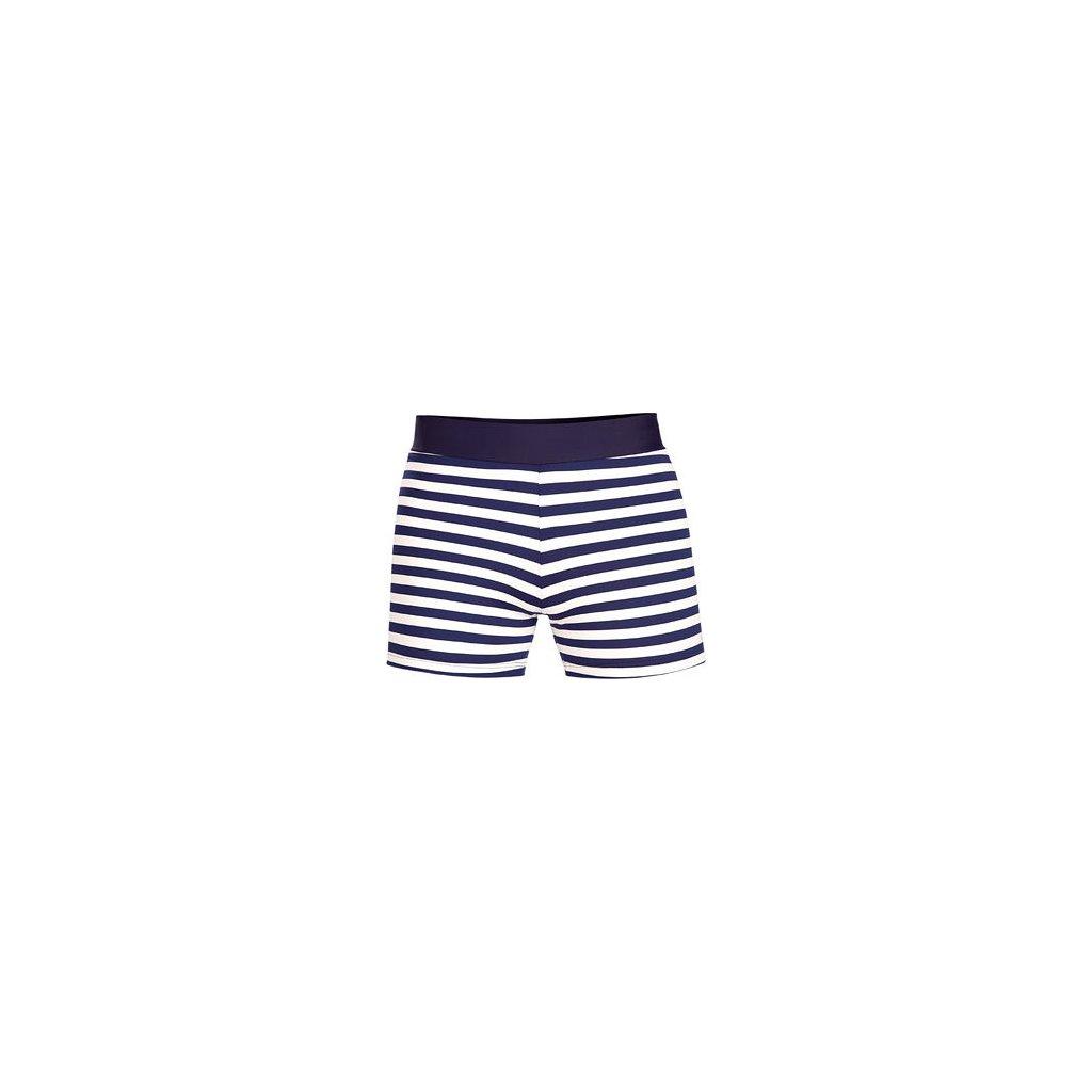 Pánské plavky LITEX boxerky proužky