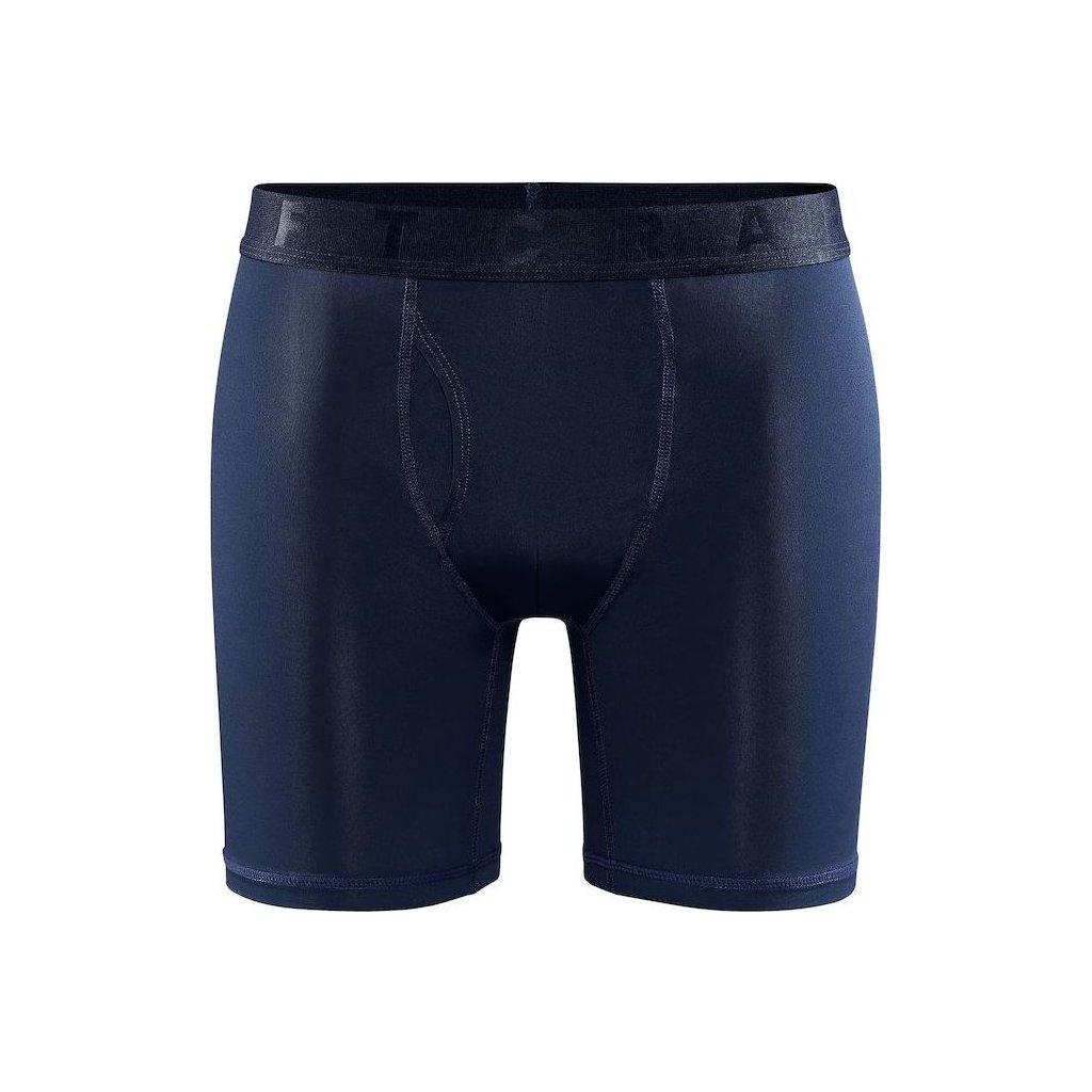 """Pánské funkční boxerky CRAFT CORE Dry 6"""" tmavě modrá"""