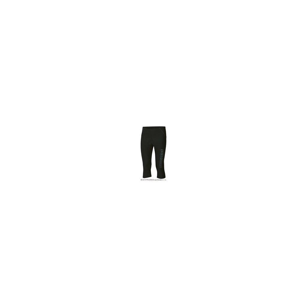 Pánské 3/4 cyklo kalhoty PROGRESS Reactiv  + Sleva 5% - zadej v košíku kód: SLEVA5
