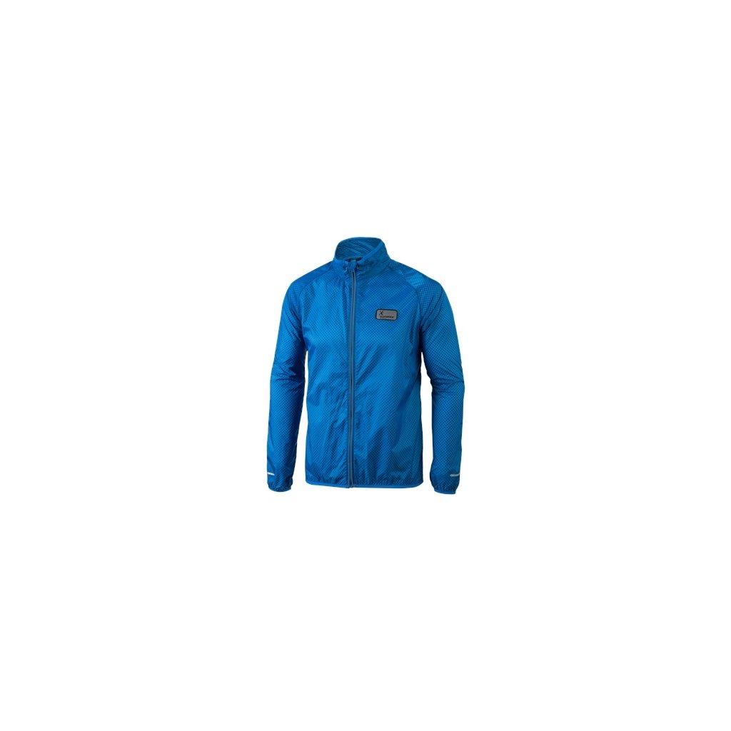Běžecká Ultra Light bunda NIREL (Barva Modrá, Velikost XL)