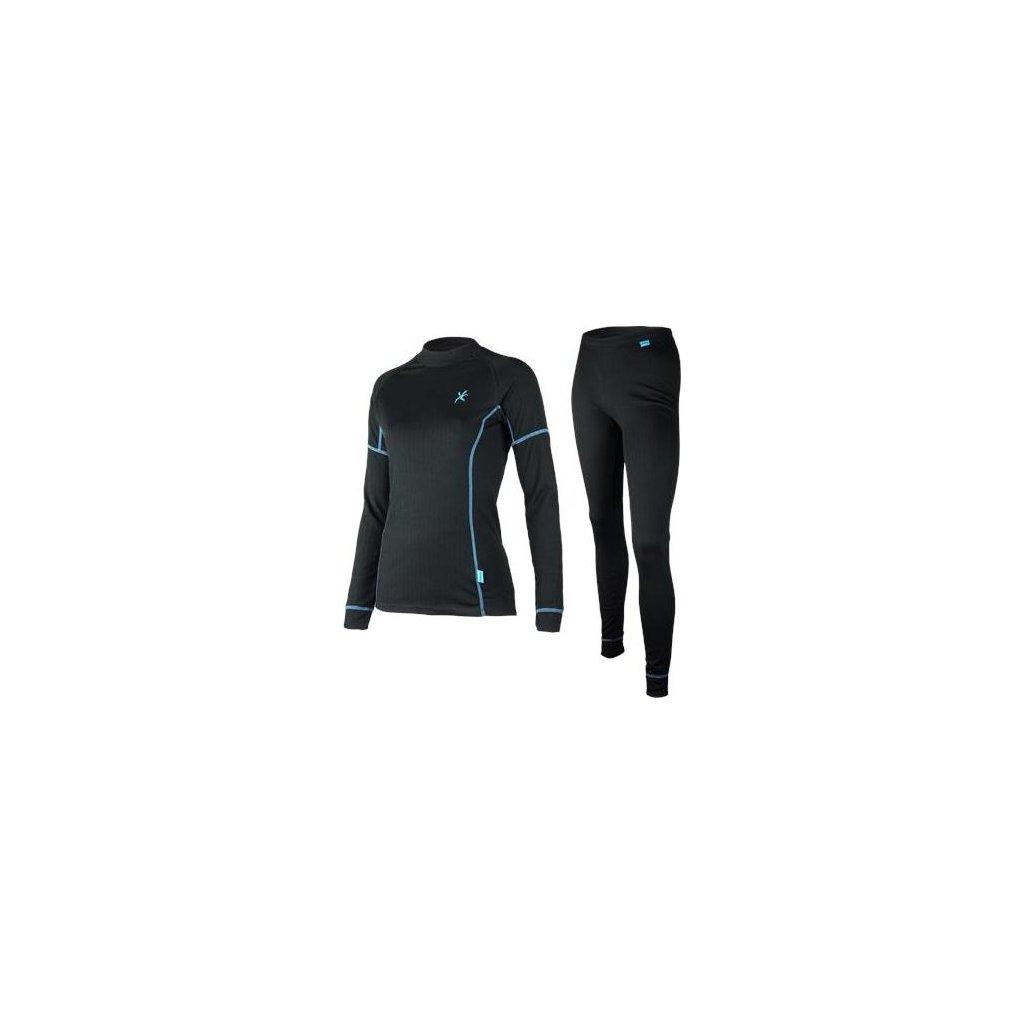 Dámský set zimního prádla KLIMATEX Fergie1  + Sleva 5% - zadej v košíku kód: SLEVA5