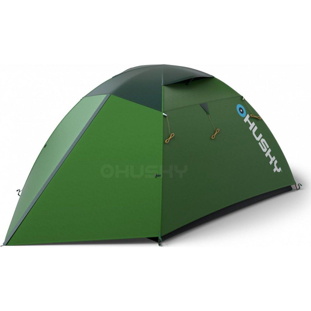 Stan HUSKY Extreme Lite   Bright 4 zelená  + Sleva 5% - zadej v košíku kód: SLEVA5