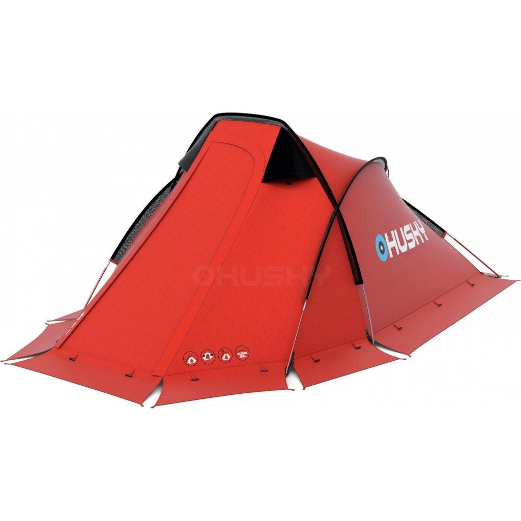 Stan HUSKY Extreme   Flame 2 červená  + Sleva 5% - zadej v košíku kód: SLEVA5