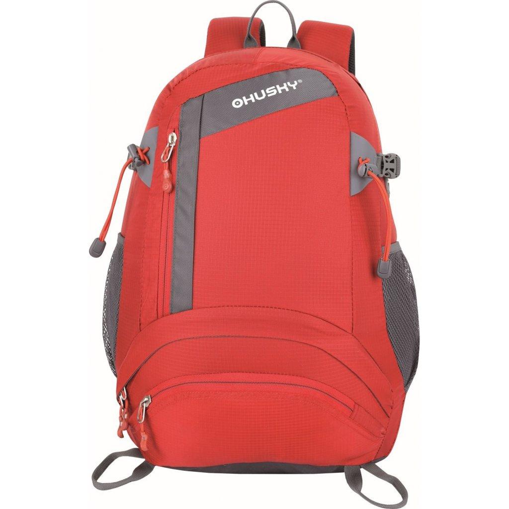 Batoh Turistika  HUSKY Stingy 28l červená  + Sleva 5% - zadej v košíku kód: SLEVA5