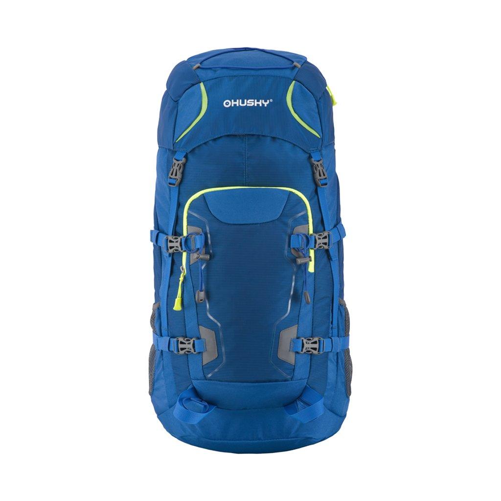 Batoh Expedice / Turistika HUSKY  Sloper 45 l modrá  + Sleva 5% - zadej v košíku kód: SLEVA5