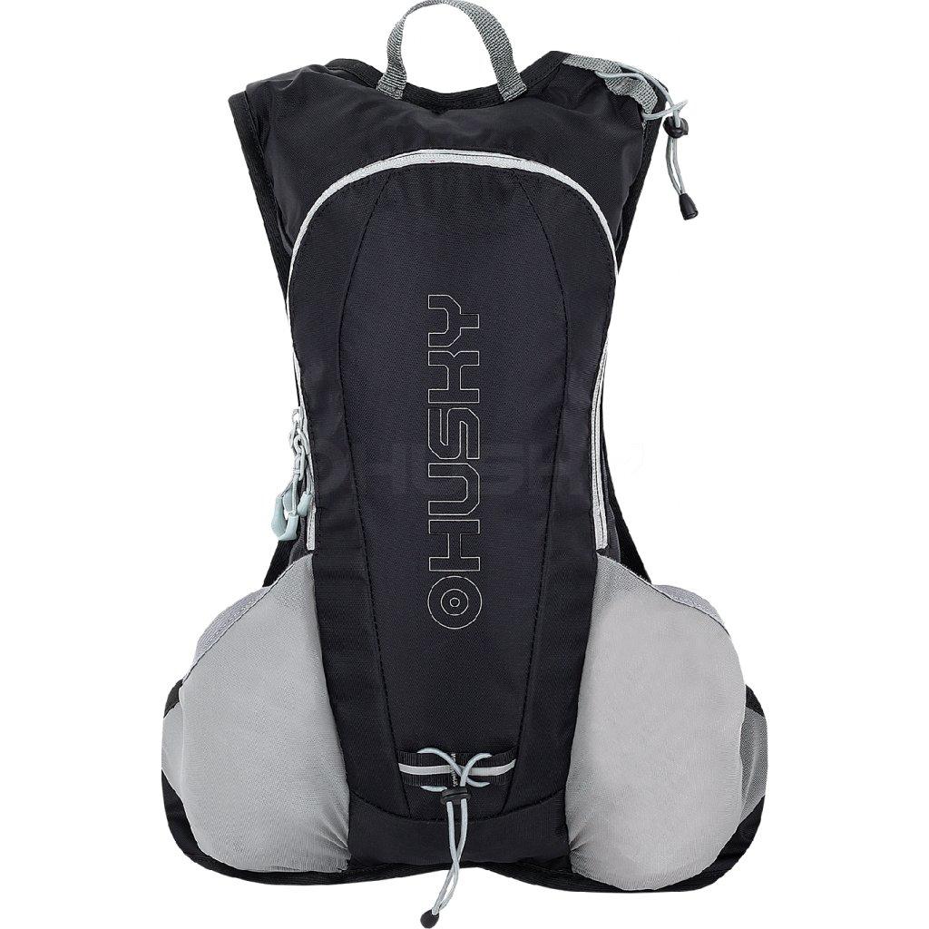 Batoh Turistika HUSKY  Powder 10 l černá  + Sleva 5% - zadej v košíku kód: SLEVA5