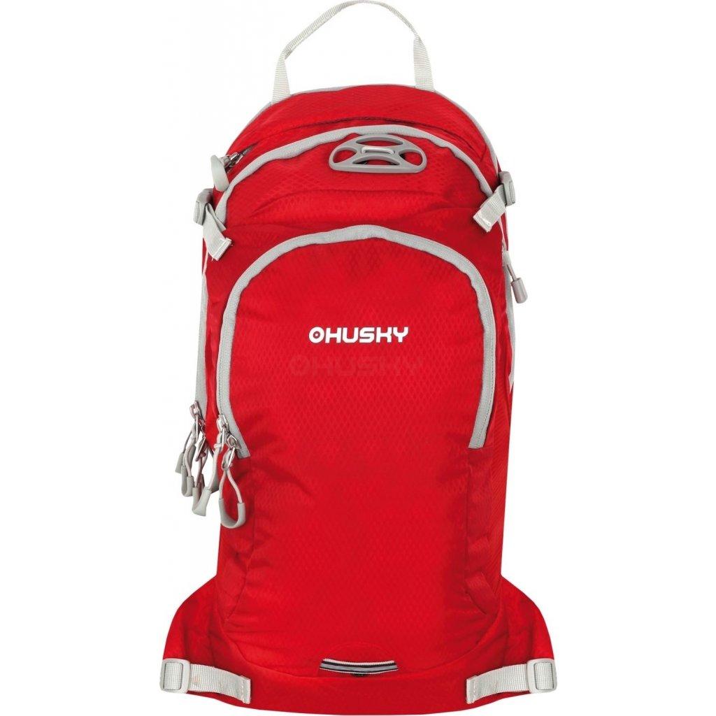 Batoh Turistika  HUSKY Perun 9 l červená  + Sleva 5% - zadej v košíku kód: SLEVA5