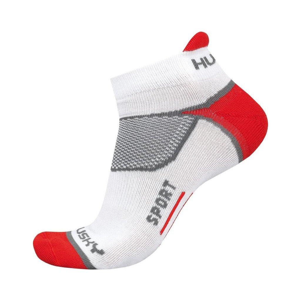 Ponožky HUSKY    Sport červená  + Sleva 5% - zadej v košíku kód: SLEVA5