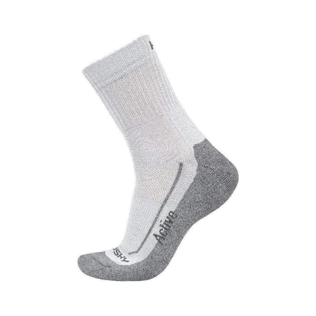 Ponožky HUSKY   Active šedá  + Sleva 5% - zadej v košíku kód: SLEVA5