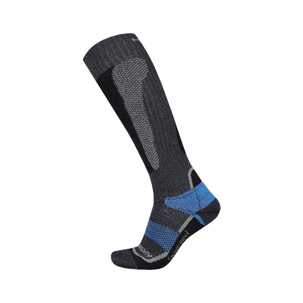 Ponožky HUSKY   Snow Wool modrá  + Sleva 5% - zadej v košíku kód: SLEVA5