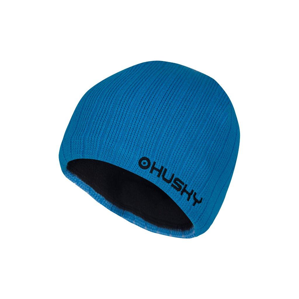 Čepice HUSKY Hat 1 modrá  + Sleva 5% - zadej v košíku kód: SLEVA5
