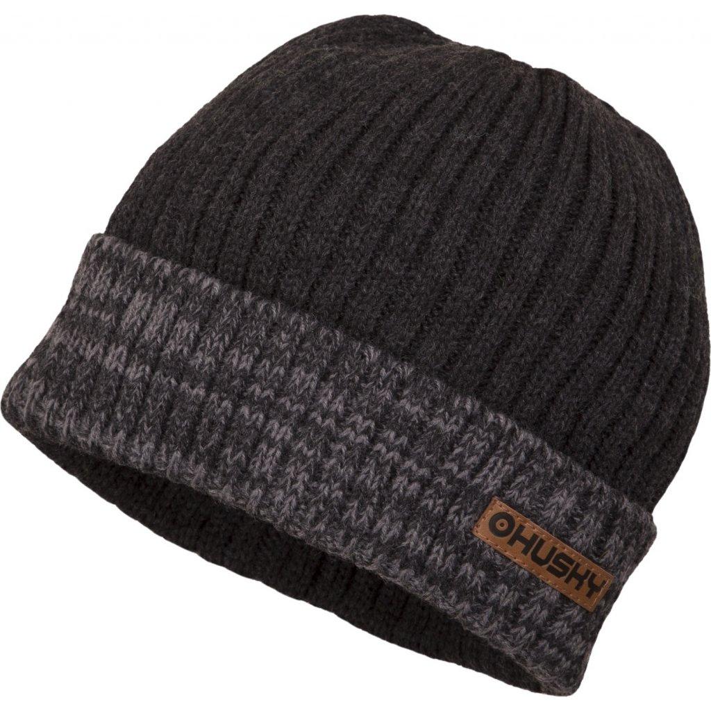 Čepice HUSKY Hat 2 šedá  + Sleva 5% - zadej v košíku kód: SLEVA5