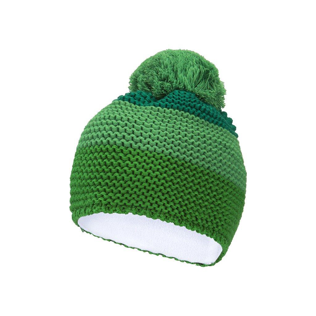 Čepice HUSKY  Hat 4 zelená  + Sleva 5% - zadej v košíku kód: SLEVA5