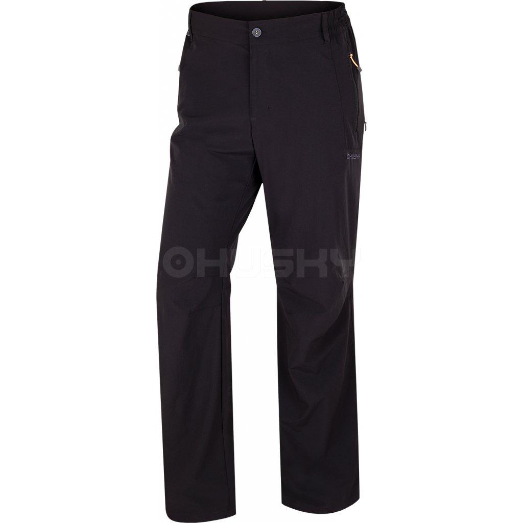 Pánské outdoor kalhoty  HUSKY Pilon Compact M černá  + Sleva 5% - zadej v košíku kód: SLEVA5