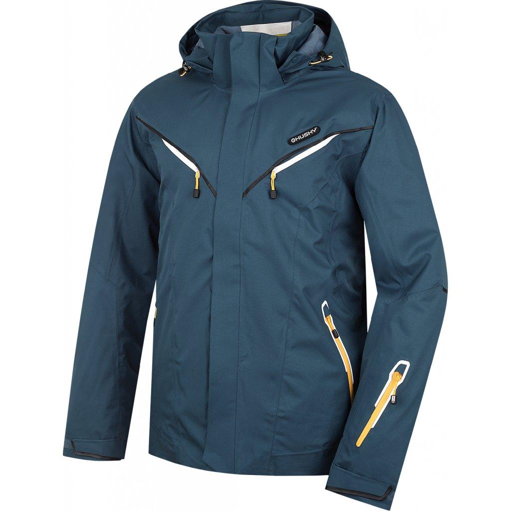 Pánská ski race bunda  HUSKY Wender tm.modrá  + Sleva 5% - zadej v košíku kód: SLEVA5