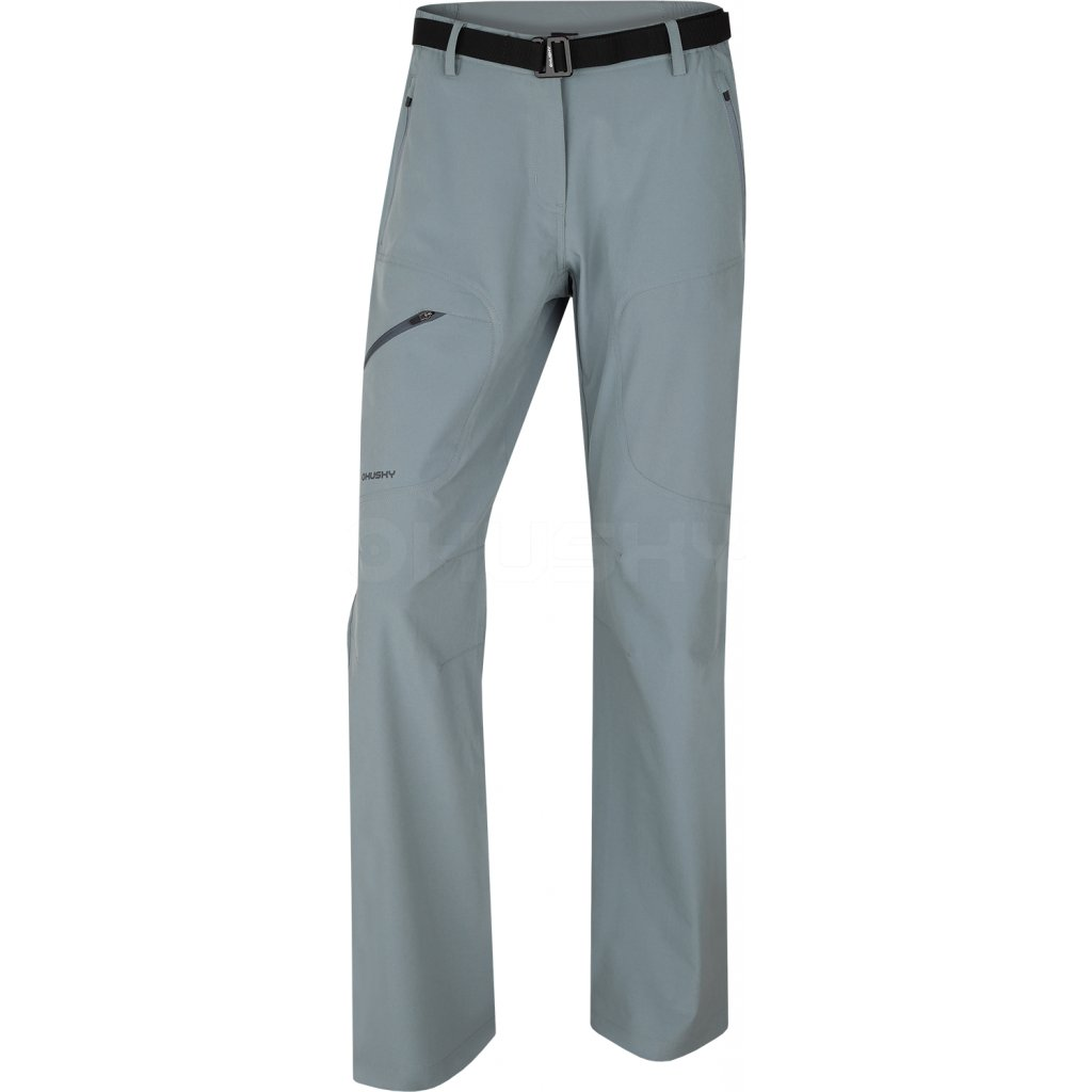 Dámské outdoorové kalhoty HUSKY  Keasy L šedá  + Sleva 5% - zadej v košíku kód: SLEVA5