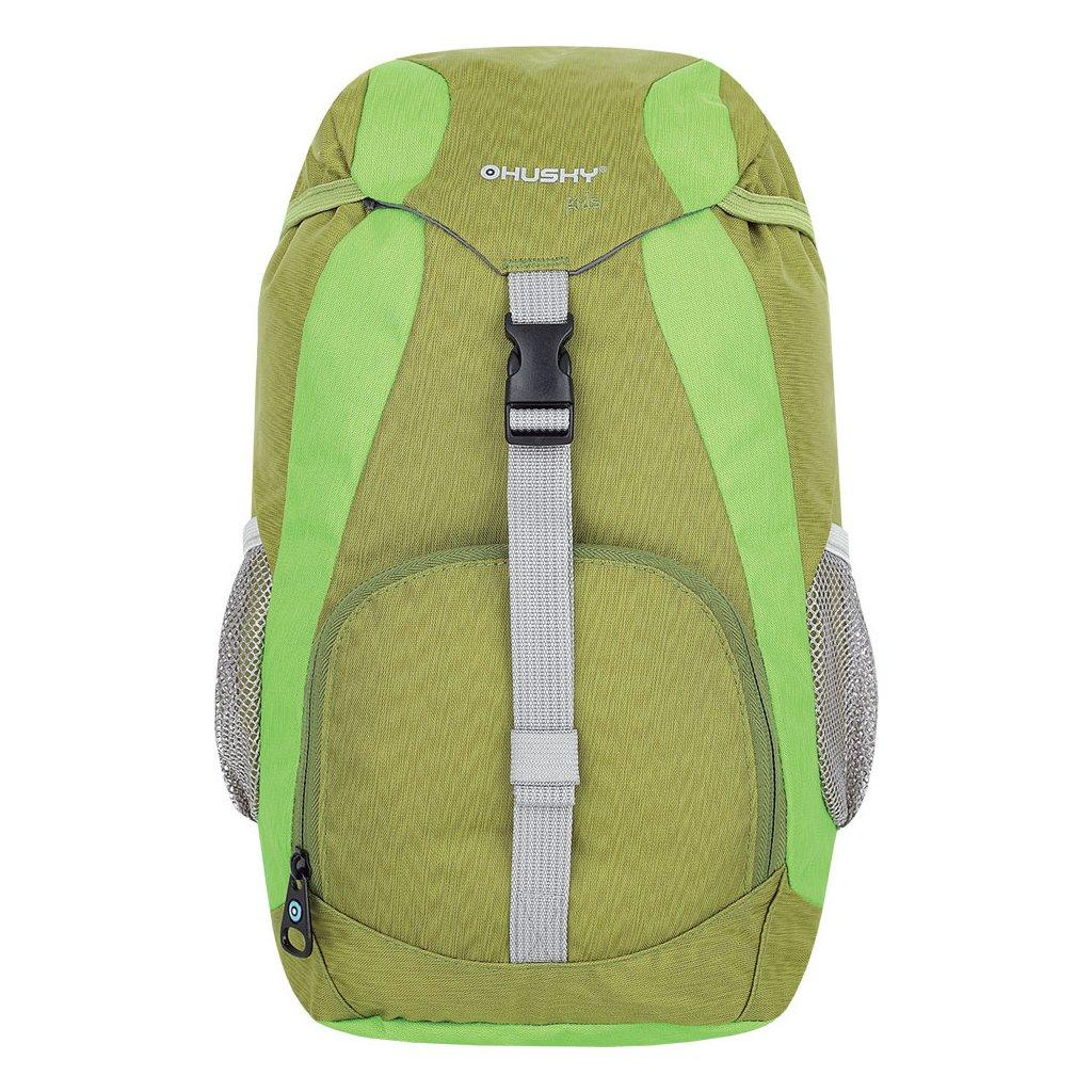 Dětský batoh HUSKY  Sweety 6l zelená  + Sleva 5% - zadej v košíku kód: SLEVA5