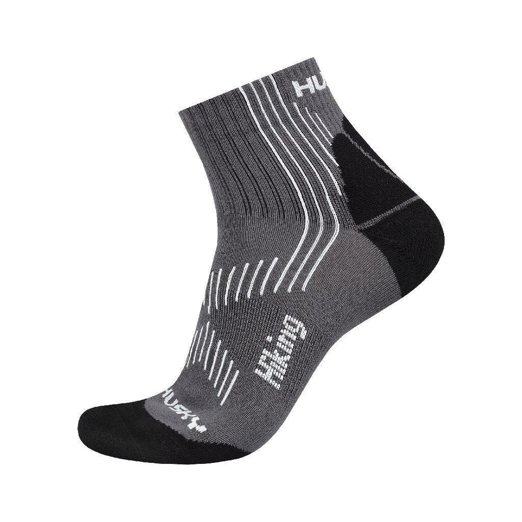 Ponožky HUSKY  Hiking šedá  + Sleva 5% - zadej v košíku kód: SLEVA5