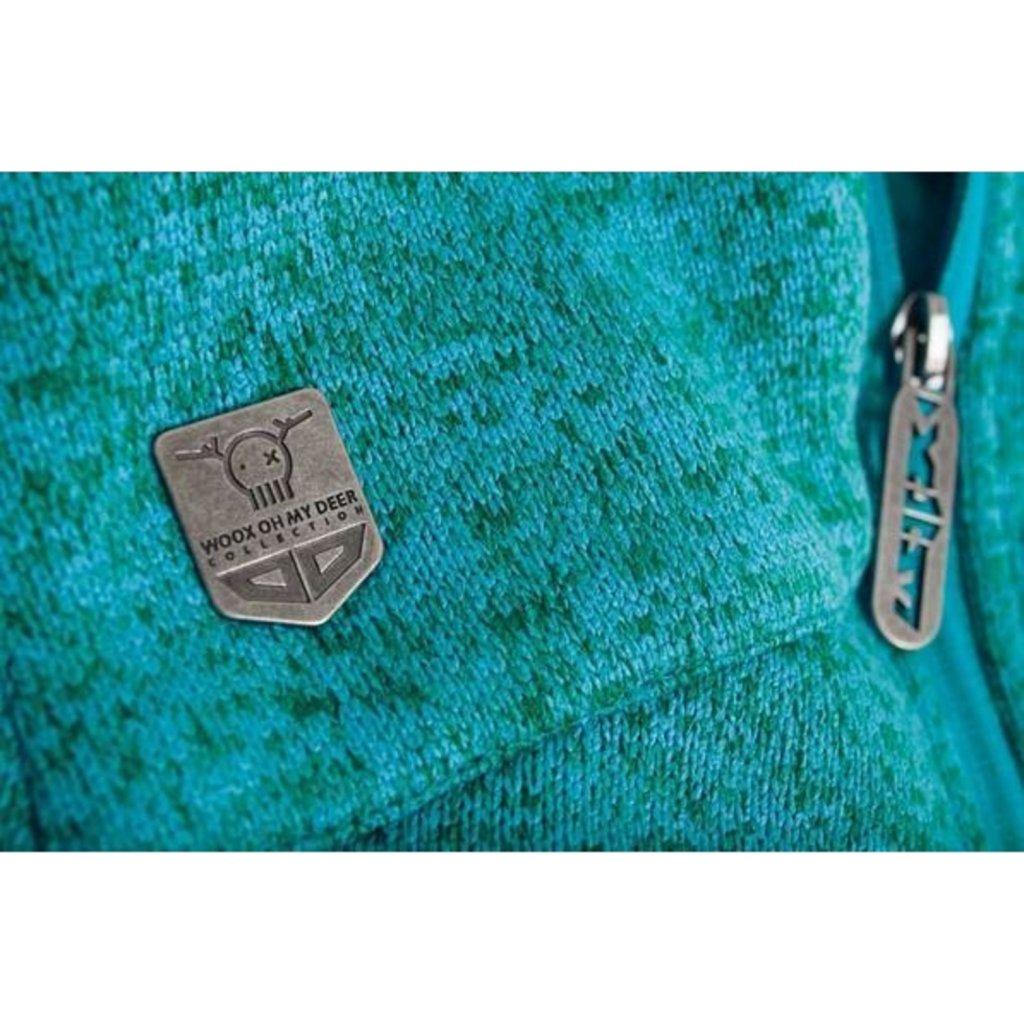 a35fc53ae4c Dámská mikina WOOX Tune Fleece Ladies´ Azure + Sleva 5% - zadej v ...