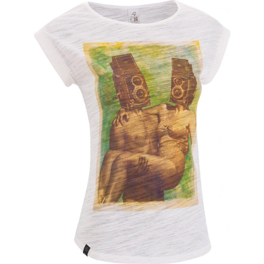 Dámské tričko WOOX Amor Exositio  + Sleva 5% - zadej v košíku kód: SLEVA5