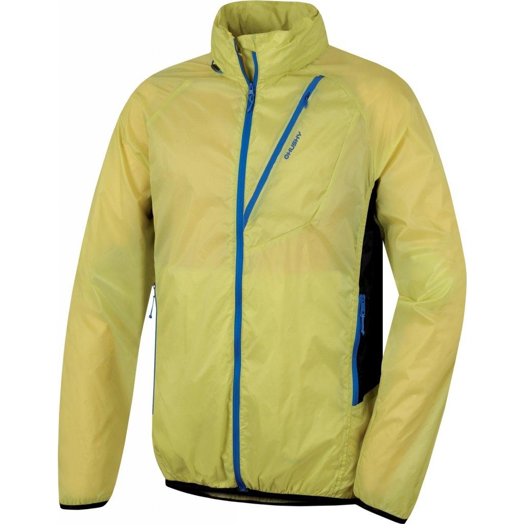 Pánská bunda  HUSKY Lort M zelená  + Sleva 5% - zadej v košíku kód: SLEVA5