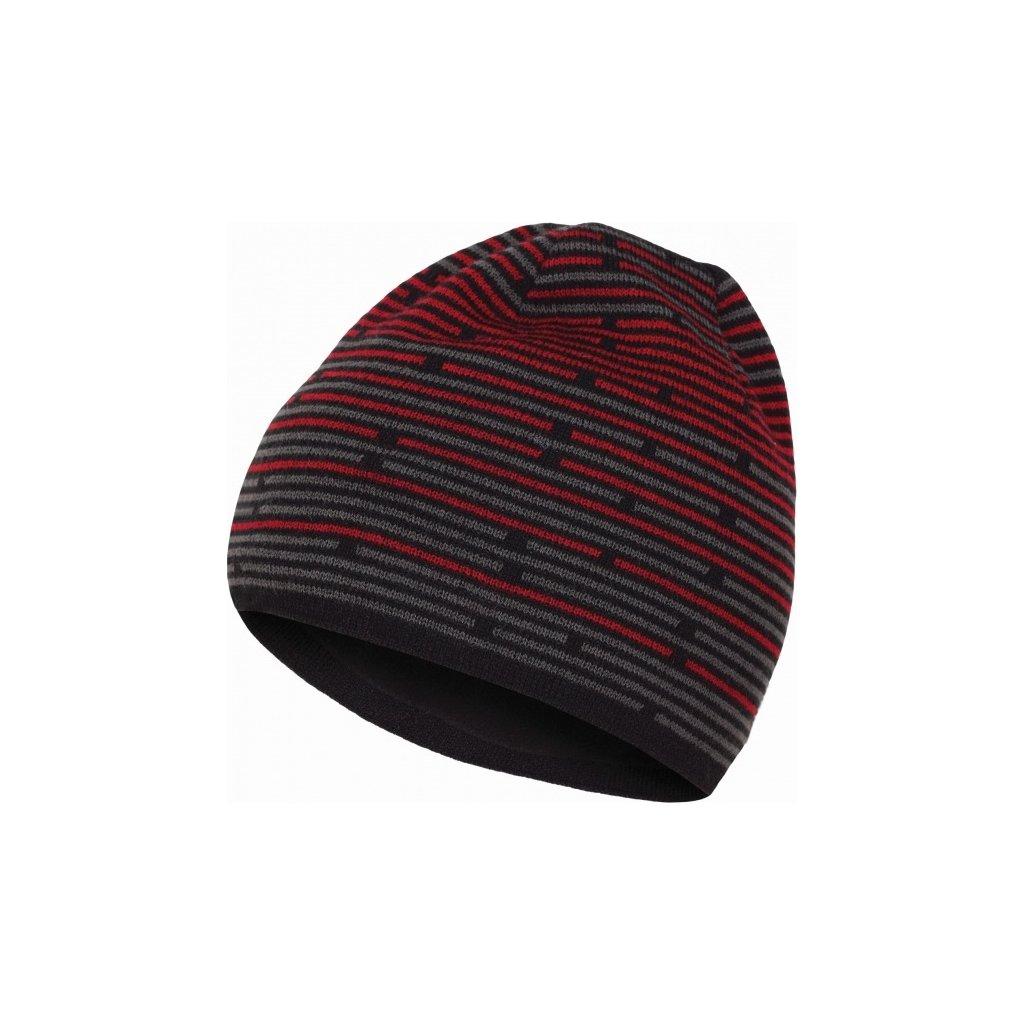 Čepice HUSKY Cap 2 červená, L-XL  + Sleva 5% - zadej v košíku kód: SLEVA5