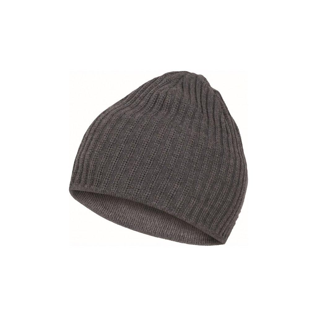 Čepice  HUSKY Cap 4 šedá, L-XL  + Sleva 5% - zadej v košíku kód: SLEVA5