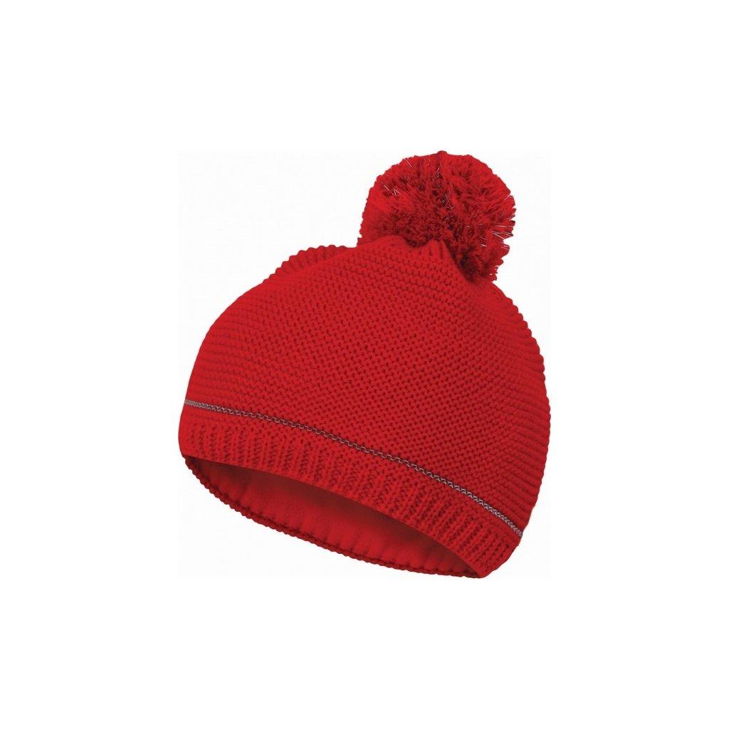 Čepice  HUSKY Cap 11 červená, S-M  + Sleva 5% - zadej v košíku kód: SLEVA5